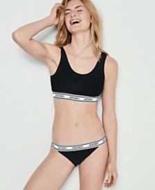 Jockey Retro Stripe Panty & Bra Collection