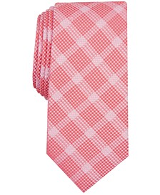 Men's Check Tie, Created for Macy's