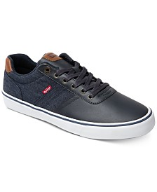 Levi's® Men's Miles Cacti Denim Sneakers