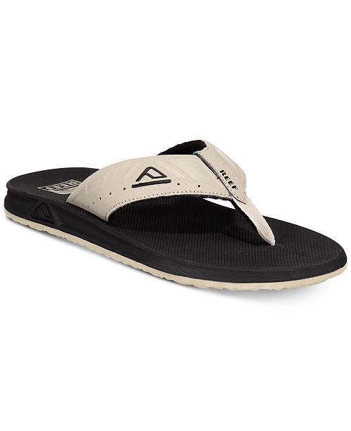 8cddfcc9f2f2 REEF Men s Phantom Flip-Flop Sandals - All Men s Shoes - Men - Macy s
