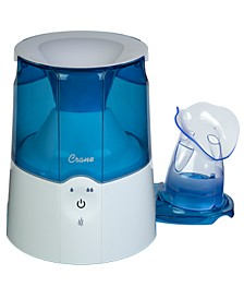 Crane 2-in-1 Warm Mist Humidifer & Inhaler