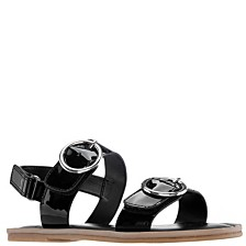Nina Toddler, Little, & Big Girl's Brunny Patent Sandal