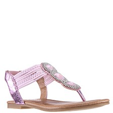 Nina Toddler, Little, & Big Girl's Constance Embellished Sandal