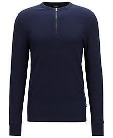 BOSS Men's Textor Regular-Fit Cotton T-Shirt