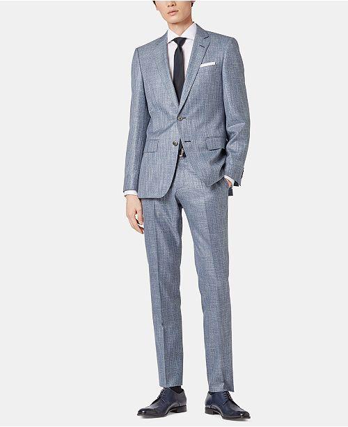 9a7f46562 Hugo Boss BOSS Men's Slim Fit Suit; Hugo Boss BOSS Men's Slim Fit ...