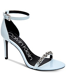 Calvin Klein Women's Rajni Dress Sandals