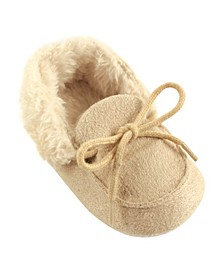 Cozy Moccasins, 0-18 Months