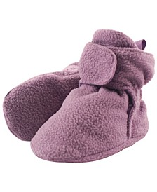 Baby Boys and Girls Fleece Booties