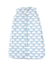 Safe Sleep Micro-plush Wearable Sleeping Bag Blanket, 0-24 Months