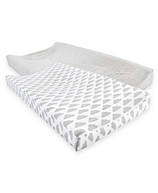 Changing Pad Cover, 2-Pack, One Size