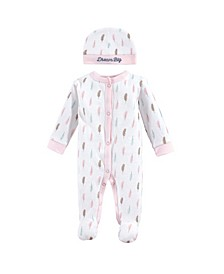 Preemie Sleep N Play and Cap, Premie