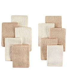 Bamboo Washcloths, 10-Pack