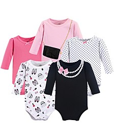 Bodysuits, 5-Pack