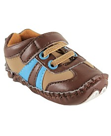 Luvable Friends Explorer Sneakers, 0-18 Months