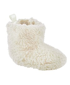 Sherpa Booties, 0-18 Months