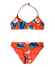 Roxy Girls Seaside Lover Tri Bra Two Piece