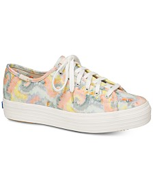 Keds Triple Kick Tie-Dye Sneakers