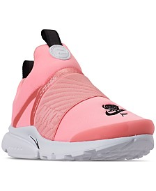 Nike Little Girls' Presto Extreme Valentine's Day Running Sneakers from Finish Line