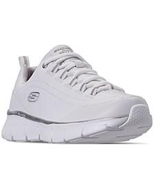 Women's Synergy 3.0 Wide Width Walking Sneakers from Finish Line