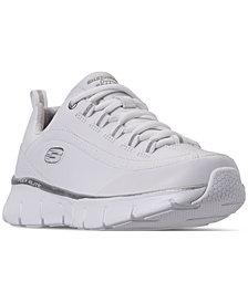 Skechers Women's Synergy 3.0 Wide Width Walking Sneakers from Finish Line