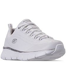 Skechers Women's Synergy 3.0 Wide Width Walking Sneakers from Finish Line