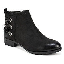 White Mountain Riley Ankle Booties
