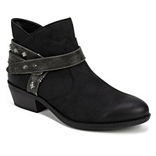 White Mountain Sandy Ankle Booties