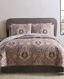 Brynn Print Queen Bed In A Bag