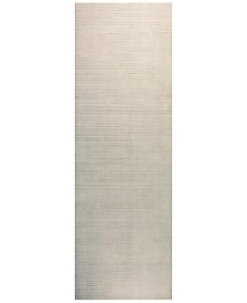 "BB Rugs Tones TON-209 2'6"" x 8' Runner Area Rug"