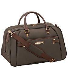 """London Fog Oxford II 21"""" Softside Weekend Duffel Luggage, Created for Macy's"""