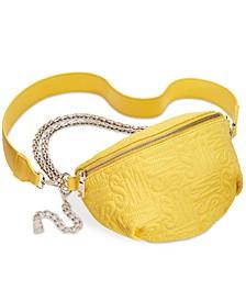 Randie Embossed Belt Bag