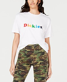 Dickies Cotton Vintage-Logo T-Shirt