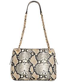 I.N.C. Deliz Chain Shoulder Bag, Created for Macy's