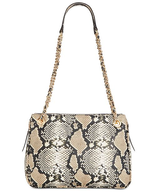 INC International Concepts I.N.C. Deliz Chain Shoulder Bag, Created for Macy's