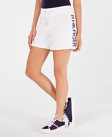 Tommy Hilfiger Sport French Terry Logo Shorts