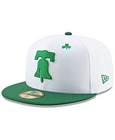 Philadelphia Phillies St. Pattys Day 59FIFTY-FITTED Cap