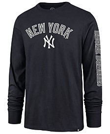 '47 Brand Men's New York Yankees Rival Local Long Sleeve T-Shirt