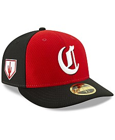 New Era Cincinnati Reds Spring Training 59FIFTY-FITTED Low Profile Cap