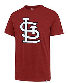 '47 Brand Men's St. Louis Cardinals Fieldhouse Knockout T-Shirt