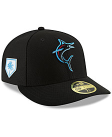 New Era Miami Marlins Spring Training 59FIFTY-FITTED Low Profile Cap