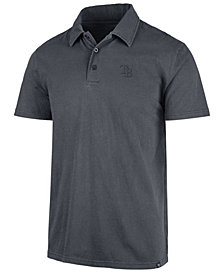 '47 Brand Men's Tampa Bay Rays Hudson Polo