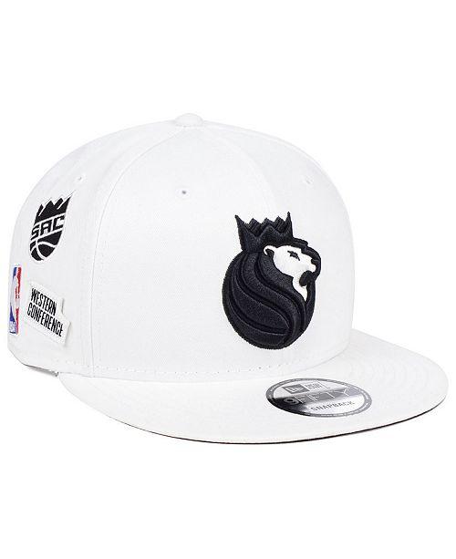 buy popular 9b344 41101 ... New Era Sacramento Kings Night Sky 9FIFTY Snapback Cap ...