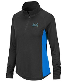 Colosseum Women's UCLA Bruins Albi Quarter-Zip Pullover