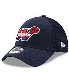 New Era Washington Wizards Back Half 39THIRTY Cap