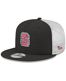 New Era North Carolina State Wolfpack TC Meshback Snapback Cap