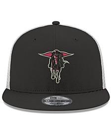 Texas Tech Red Raiders TC Meshback Snapback Cap