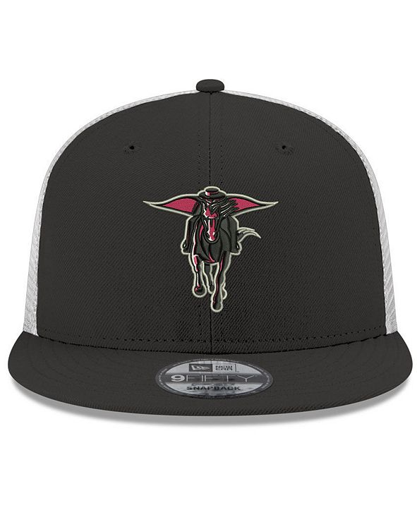 New Era Texas Tech Red Raiders TC Meshback Snapback Cap