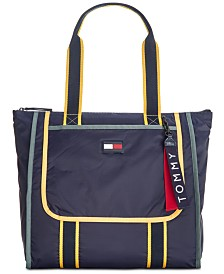 Tommy Hilfiger Crewe Nylon Tote