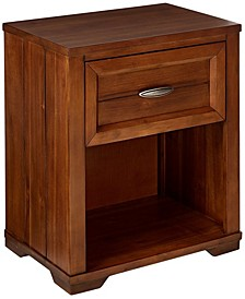 "Logan 24"" 1 Drawer Night Stand"