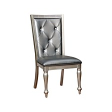 Contemporary Side Chair - Set Of 2